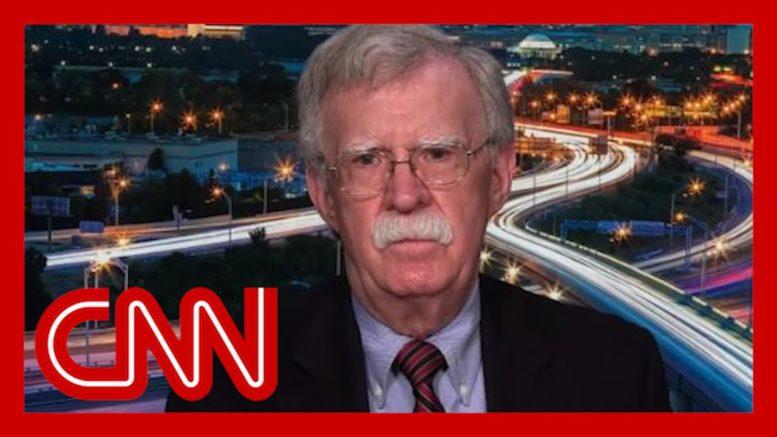 John Bolton calls on GOP leaders to speak up against Trump 1