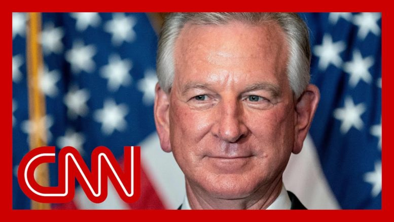 Tommy Tuberville flubs the 3 branches of government 1