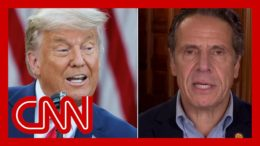 Trump threatens to deny New York a vaccine. See governor's response 4