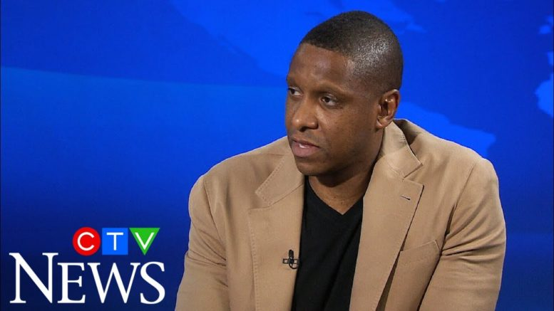 'Want that opportunity' to play at home in Toronto:  Raptors President Masai Ujiri 1