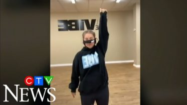 Woman with Down syndrome becomes online dancing sensation 10
