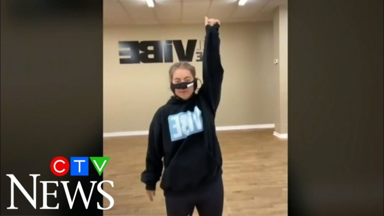 Woman with Down syndrome becomes online dancing sensation 1