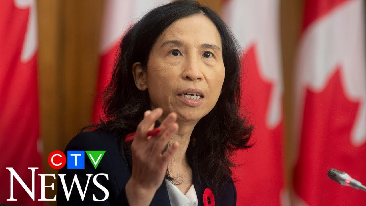 'Fires are burning': Tam urges Canadians to cut contacts as COVID-19 cases grow 6