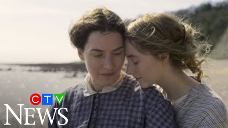 Movie Reviews: 'Masterful' performances in Ammonite 1