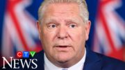Ford says he 'won't hesitate' to implement another lockdown 2