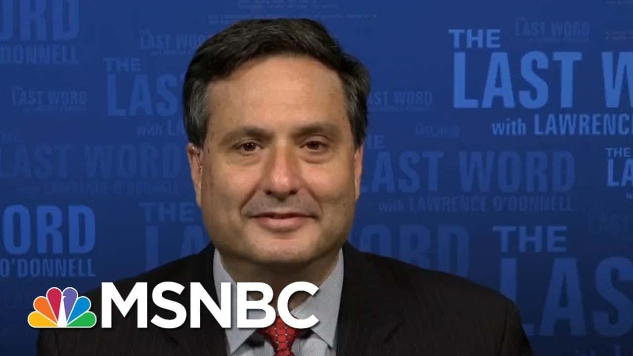 Ron Klain: 'The Transition Is Moving Ahead'   The Last Word   MSNBC 1