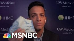 Dr. Vin Gupta Explains Which Masks Best Protect From Covid-19 | The 11th Hour | MSNBC 8