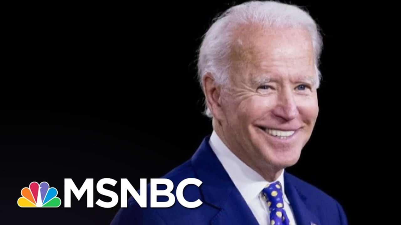 Joe Biden Wins Arizona According To NBC News Projection | The 11th Hour | MSNBC 4