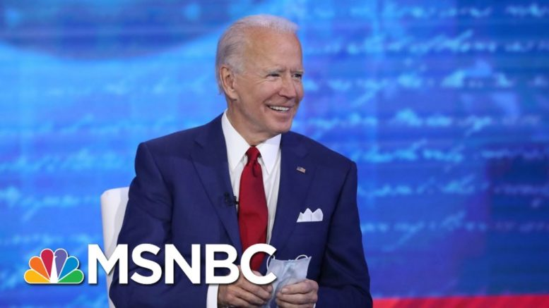 Joe Biden Wins Arizona, NBC News Projects | Morning Joe | MSNBC 1