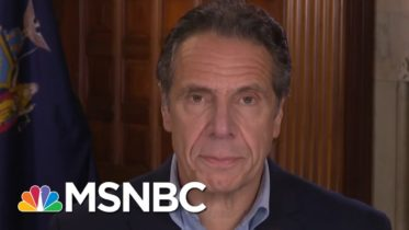 Cuomo On Vaccine Criticism: Americans 'Trust The Drug Company More Than They Trust' Trump | Deadline 6
