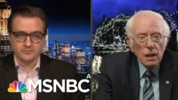 Bernie: Charles Koch Should Undo His Damage By Using His Money For 'Justice' | All In | MSNBC 4
