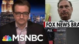 Supreme Court Justice Speech Or Fox News Audition? You Be The Judge. | All In | MSNBC 1
