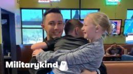 Sailor with 'heart of gold' surprises grandma | Humankind 7