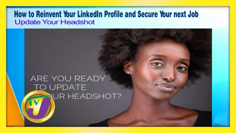 How to Reinvent your LinkedIn Profile & Secure Your next Job - November 12 2020 1