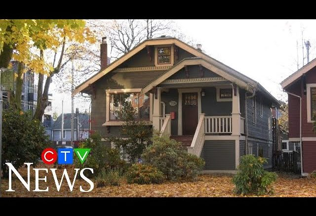 Vancouver house being given away for free with a slight catch 1
