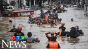 Typhoon Vamco makes landfall in the Philippines 2