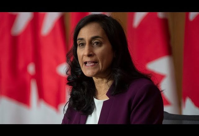 Ottawa aims to rollout COVID-19 vaccine by first quarter of 2021: Minister Anand 1