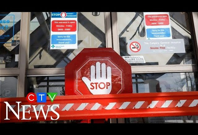 Alberta lost control of COVID-19, will see 'some form of healthcare collapse' | Doctor's warning 1