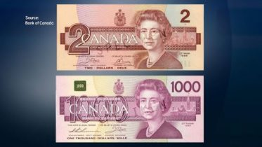 These Canadian paper bills will soon become defunct 6