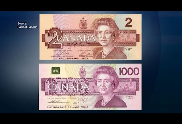 These Canadian paper bills will soon become defunct 1