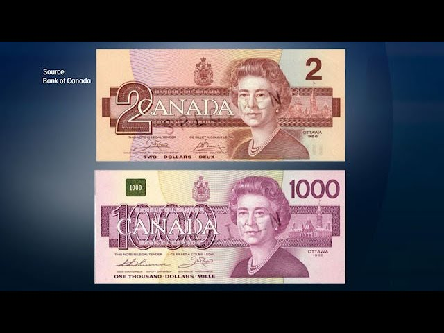 These Canadian paper bills will soon become defunct 9