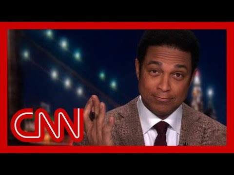 Don Lemon rolls the tape on Trump's 2020 'insane reality show' 1