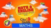 City and Guild -  Mathematics & English - November 25, 2020 2