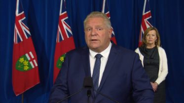 'I have to listen to the health experts': Ontario Premier Ford to businesses 6