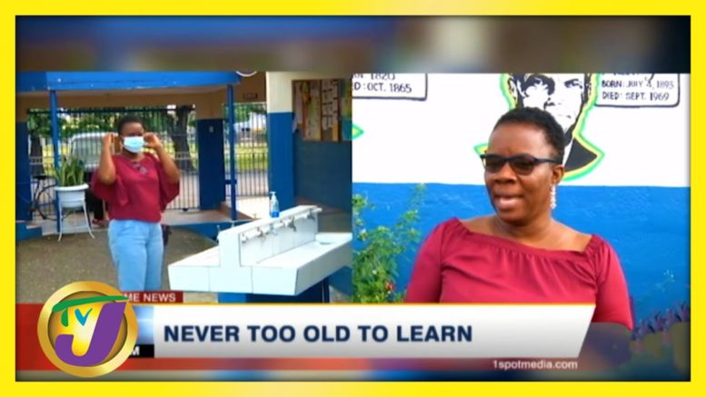 Never Too Old to Learn: TVJ Ray of Hope - December 14 2020 1