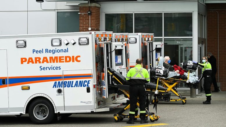 On the brink? Ontario hospitals told to prepare for COVID-19 surge 1