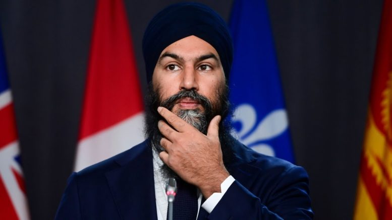 Are federal-provincial tensions flaring over health care? Singh says COVID-19 exposed flaws 1