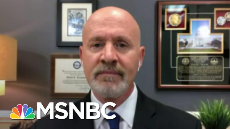 Glenn Kirschner: 'It's Going To Start Raining Pardons'   The Last Word   MSNBC 1