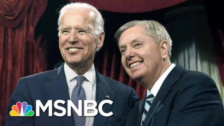 Graham: Trump Should Name Special Counsel To Probe Bidens | The 11th Hour | MSNBC 1