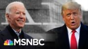 McConnell Accepts Reality, Trump Still Won't Concede To Biden | The 11th Hour | MSNBC 2