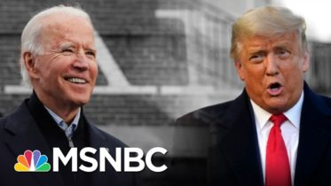 McConnell Accepts Reality, Trump Still Won't Concede To Biden | The 11th Hour | MSNBC 6