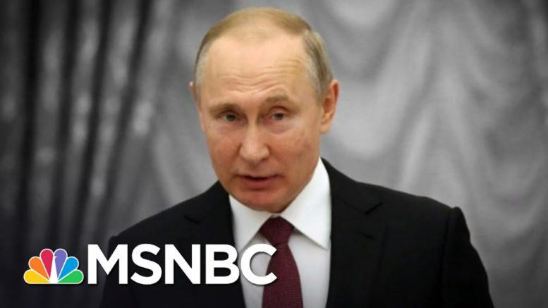 What We Know And Don't Know About Huge Russian Hack On U.S. | The 11th Hour | MSNBC 1