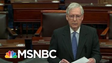 Sen. McConnell Finally Recognizes Biden's Victory | Morning Joe | MSNBC 6