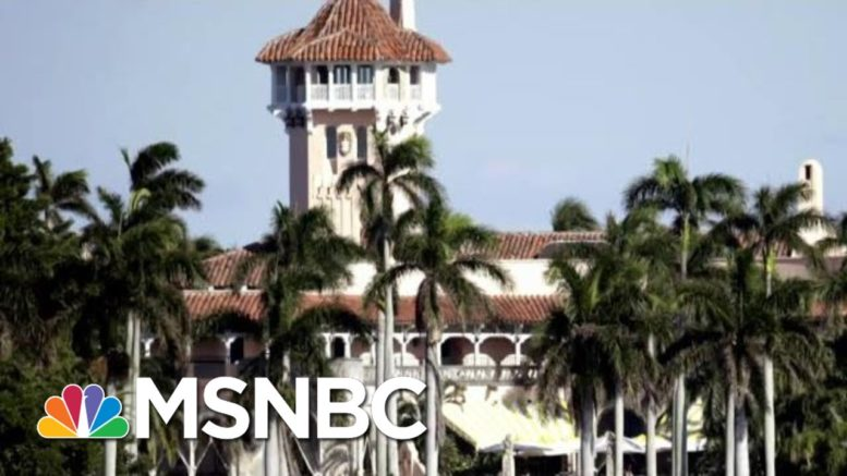 Why Some Mar-A-Lago Neighbors Are 'Up In Arms' Over Trump's Return   Morning Joe   MSNBC 1