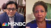 National Commission Recommends Prioritizing Vaccine For Prisons | Morning Joe | MSNBC 4
