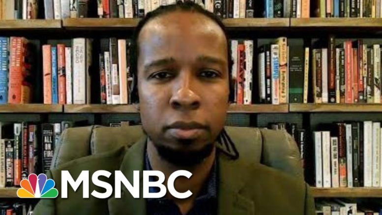 Ibram X. Kendi: Dems Haven't Shown Progressive Ideas Hurt Down Ballot Races | Morning Joe | MSNBC 1
