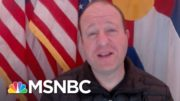 CO Gov. On Vaccine Distribution: 'We Want To Save Lives' | Stephanie Ruhle | MSNBC 4