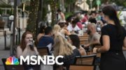 110K Restaurants Have Closed During The Pandemic | Stephanie Ruhle | MSNBC 3