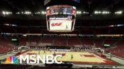 Supreme Court Agrees To Hear Case On College Athlete Compensation | Hallie Jackson | MSNBC 2
