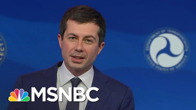 Pete Buttigieg Delivers Remarks As Biden's Transportation Secretary Nominee | MSNBC 1