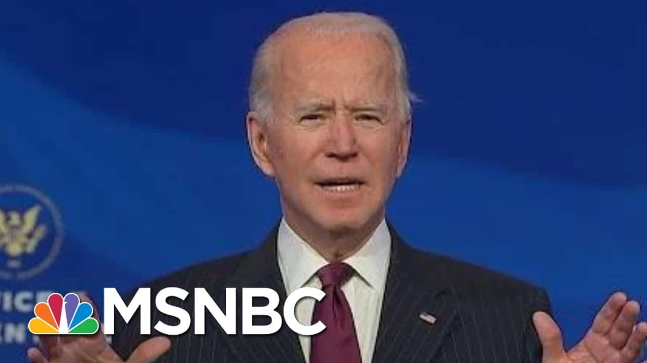 Biden Notes Historic Nature Of Buttigieg As First Openly Gay Nominee To Lead Cabinet Department 2