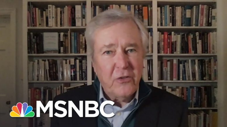 James Fallows: Biden Could Investigate Trump Through Commissions | Ayman Mohyeldin | MSNBC 1