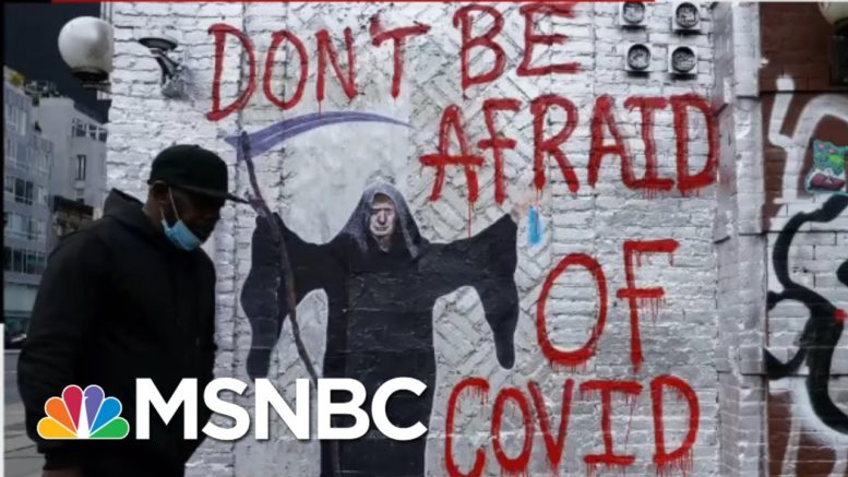 'We Want Them Infected': Chris Hayes On Emails Revealing Truth Of Trump Covid Plan | All In | MSNBC 1