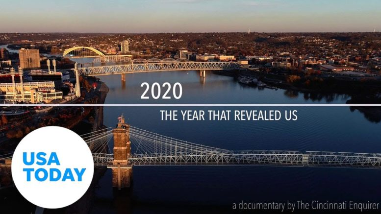 2020: The Year That Revealed Us (Documentary) | USA TODAY 1