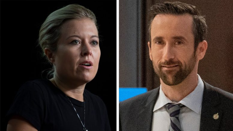 Michelle Rempel Garner to Derek Sloan: 'Canadians need this vaccine' 1