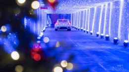 Multi-level Christmas drive-thru opens in Toronto 8